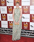 Greta Gerwig at The Los Angeles Film Festival North American Premiere of ?TO ROME WITH LOVE, ? held at   The Regal Cinemas L.A. LIVE Stadium 14 in Los Angeles, California on June 14,2012                                                                               © 2012 Hollywood Press Agency