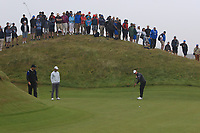 Justin Harding (RSA) on the 5th during Round 2 of the Irish Open at LaHinch Golf Club, LaHinch, Co. Clare on Friday 5th July 2019.<br /> Picture:  Thos Caffrey / Golffile<br /> <br /> All photos usage must carry mandatory copyright credit (© Golffile | Thos Caffrey)