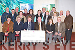 CREDIT UNION: The launch of the Chapter 23 Credit Union Senior League and Presentation to last years winners at The Manor West Hotel, Tralee on Thursday evening: Front l-r: Ger Galvin,Joe O'Carroll, Donal Gremin (Credit Union),Jerome Conway (Chairman of Kerry County Bord),Moire Lynch Horgan (Treasurer CU) and Christy Kileen (CU) Centre l-r:John Long, Margaret O'Shea,Mary O'Shea,Norma O'Connor and Margaret Collins (CU) Maureen O'Shea(PRO Kerry County Board), Michael McCarthy, Mike Murphy and Leo Daly (CU). Back l-r: Jack harrington (PRO Chapter 23 CU), Tom Lawlor(CU),Diarmuid O Se?,Maurice O'Mahony(CU).....CREDIT UNION: The launch of the Chapter 23 Credit Union Senior League and Presentation to last years winners at The Manor West Hotel, Tralee on Thursday evening: Front l-r: Ger Galvin,Joe O'Carroll, Donal Gremin (Credit Union),Jerome Conway (Chairman of Kerry County Bord),Moire Lynch Horgan (Treasurer CU) and Christy Kileen (CU) Centre l-r:John Long, Margaret O'Shea,Mary O'Shea,Norma O'Connor and Margaret Collins (CU) Maureen O'Shea(PRO Kerry County Board), Michael McCarthy, Mike Murphy and Leo Daly (CU). Back l-r: Jack harrington (PRO Chapter 23 CU), Tom Lawlor(CU),Diarmuid O Se?,Maurice O'Mahony(CU)...   Copyright Kerry's Eye 2008