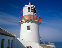 County Cork, Ireland  <br />  Crookhaven lighthouse on Crookhaven Bay, Mizen Peninsula