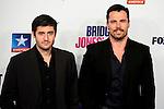 "Octavi Pujades attends to the premiere of ""Bridget Jones, Baby"" at Kinepolis in Madrid. September 09, Spain. 2016. (ALTERPHOTOS/BorjaB.Hojas)"
