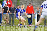 Barry John Walsh Kerins O'Rahillys in action against LAune Rangers in the First Round of the Kerry Senior Football Championship at Strand Road on Saturday Evening.