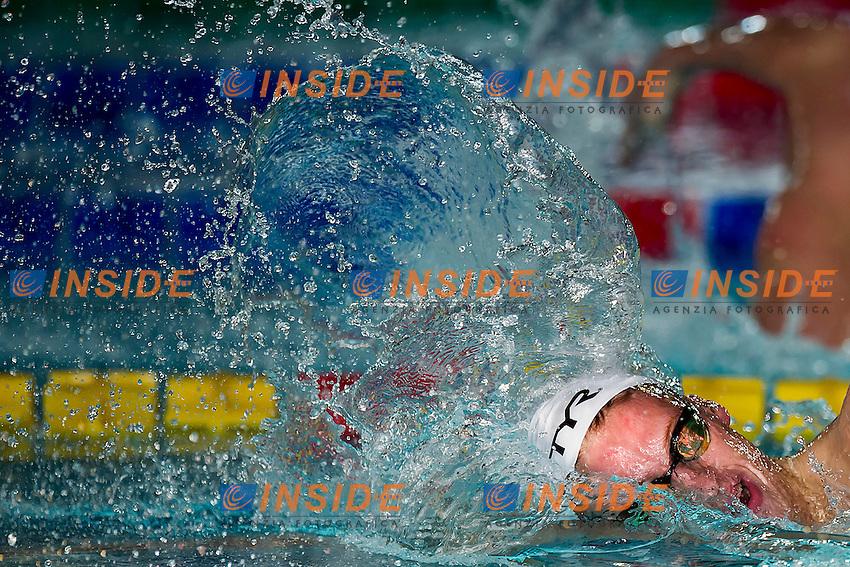Nils Liess Svizzera<br /> Day02 200 Stile Libero Uomini <br /> Campionati Italiani Assoluti Nuoto Invernali Open Fin<br /> Riccione Italy 18-19/12/2015<br /> Photo Andrea Masini/Deepbluemedia/Insidefoto