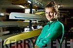 Monika Dukarska on her way to achieving her Olympic ambition for Ireland in the 2020 Tokyo Olympics pictured at Killorglin Rowing club.