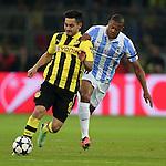 090413 Dortmund v Malaga UCL