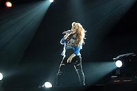 Rio de Janeiro, 19 de abril de 2012...Show da Demi Lovato, no Rio...Fotos: Honopix /NortePhoto