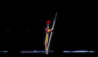 Una Guardia Svizzera durante la messa celebrata da Papa Francesco per la Solennita' di Maria SS.ma Madre Dio, nella Basilica di San Pietro, Citta' del Vaticano, 1 gennaio 2015.<br /> A Swiss guard stands during a New Year mass celebrated by Pope Francis in St. Peter's Basilica at the Vatican, 1 January 2015.<br /> UPDATE IMAGES PRESS/Isabella Bonotto<br /> <br /> STRICTLY ONLY FOR EDITORIAL USE