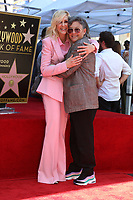LOS ANGELES - SEP 12:  Judith Light, Jill Soloway at the Judith Light Star Ceremony on the Hollywood Walk of Fame on September 12, 2019 in Los Angeles, CA