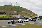 Scottish Legends Championship : Knockhill : 08/09 May 2010