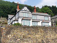 Pictured: The house of George Deakin in Port Talbot, Wales, UK.<br /> Re: An investigation into the Jeremy Thorpe scandal will open again after Gwent Police admitted they may have wrongly assumed one of the suspects had died, according to a BBC documentary.<br /> A probe was launched in 2015 into the alleged attempted murder of the former Liberal leader's gay ex-lover Norman Scott but concluded last year.<br /> Gwent Police had thought Andrew Newton (the man believed to have been hired to kill Mr Scott) was dead.<br /> But the force has told BBC Four documentary The Jeremy Thorpe Scandal that new information has come to light, suggesting he may still be alive.<br /> Deakin was one of four people accused of conspiring to murder Norman Scott in the late 1970s, a former male model who claimed to have once been the boyfriend of Thorpe.<br /> The other co-accused were David Holmes and John Le Mesurier.