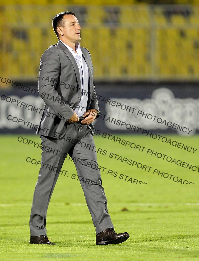 Fudbal UEFA Champions League season 2012-2013<br /> Second qualifying round, Second leg<br /> Partizan v Shirak<br /> Head coach Vuk Rasovic<br /> Beograd, 24.07.2013.<br /> foto: Srdjan Stevanovic/Starsportphoto &copy;