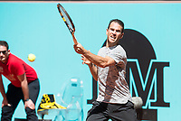 French Adrian Mannarino during Mutua Madrid Open Tennis 2017 at Caja Magica in Madrid, May 06, 2017. Spain.<br /> (ALTERPHOTOS/BorjaB.Hojas) /NORTEPHOTO.COM