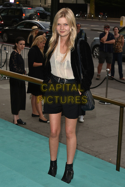 Sophie Kennedy Clark at the V&amp;A&rsquo;s summer party at the Victoria and Albert Museum, London, England on June 22, 2016<br /> CAP/PL<br /> &copy;Phil Loftus/Capital Pictures