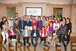 IN MEMORY OF: Families of the veterans who lost their lives at the Korean War and their nearest relations were presented with their medals at the Pavillion Ballygarry House Hotel & Spa, Tralee on Sunday.