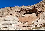 Montezuma Castle, Sinagua Cliff Dwelling, Montezuma Castle National Monument, Verde Valley, Arizona
