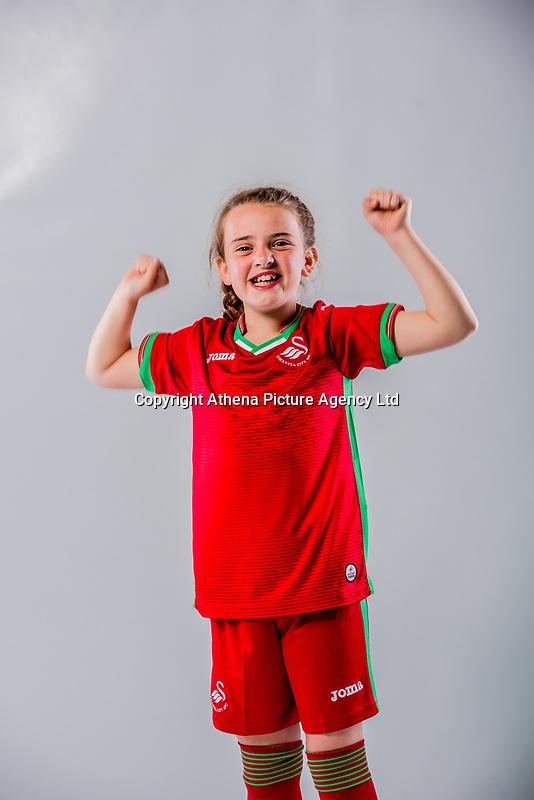 premium selection 936e0 f55e7 Swansea City Home and Away Kit for the Season 2017-2018 ...