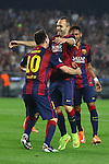 2014-10-21-FC Barcelona vs AFC Ajax: 3-1.