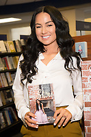 "WASHINGTON, DC - MARCH 28: Radio personality and author Vildana Sunni Puric signs copies of her released title book ""Still I Shine"" at Barnes & Noble Howard University on March 28, 2019 in Washington, DC. (Photo by Brian Stukes/ON-SITEFOTOS)"