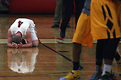 Walled Lake Central at Holly, Boys Varsity Basketball, 3/18/15