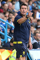 Burton Albion Manager, Nigel Clough during Gillingham vs Burton Albion, Sky Bet EFL League 1 Football at The Medway Priestfield Stadium on 10th August 2019