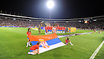 FUDBAL, BEOGRAD, 10.10.2009. -   Fudbalska reprezentacija Srbije u pretposlednjem kolu kvalifikacija za Svetsko prvenstvo 2010. godine u Juznoj Africi pobedila je Rumuniju rezultatom 5:0. Foto: Nenad Negovanovic - Sportska centrala