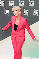 Emma Thompson at the London Film Festival 2017 screening of &quot;The Meyerowitz Stories&quot; at the Embankment Gardens Cinema, London, UK. <br /> 07 October  2017<br /> Picture: Steve Vas/Featureflash/SilverHub 0208 004 5359 sales@silverhubmedia.com