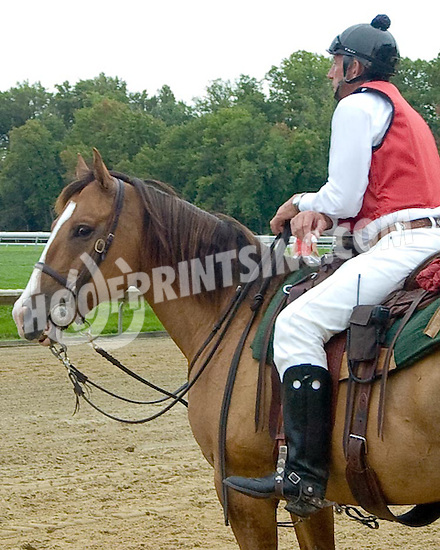 Lance at Delaware Park on 9/22/09