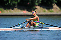 Daisaku Takeda (JPN), SEPTEMBER 18, 2011 - Rowing : The 89th All Japan Rowing Championships during the Race A final of Men's Single Sculls at the Toda Olympic Rowing Course, Saitama, Japan. (Photo by Jun Tsukida/AFLO SPORT) [0003]