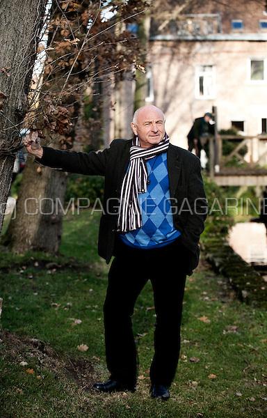 Former Belgian football player Roger Van Gool (Belgium, 02/12/2011)