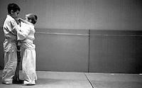 La leçon - judo