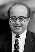 Raffi Armenian le 15 juin 1987<br /> <br /> PHOTO : Pierre Roussel -  Agence Quebec Presse