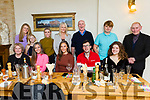 Ciara Murphy from Cloherbrien celebrating her 21st birthday in Bella Bia on Saturday night.<br /> Front l-r, Eileen O&rsquo;Sullivan, Charlotte, Ciara and Eddie Murphy and Alessia Fledoni. <br /> Back l-r, Heather Alexandra O&rsquo;Sullivan, Natalia Czerska, Tara and Denis Murphy, John O&rsquo;Sullivan and Tim Healy.