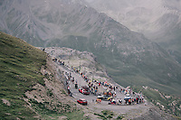 up the highest point in the 2017 TdF: The Galibier (HC/2642m/17.7km/6.9%)<br /> <br /> 104th Tour de France 2017<br /> Stage 17 - La Mure › Serre-Chevalier (183km)