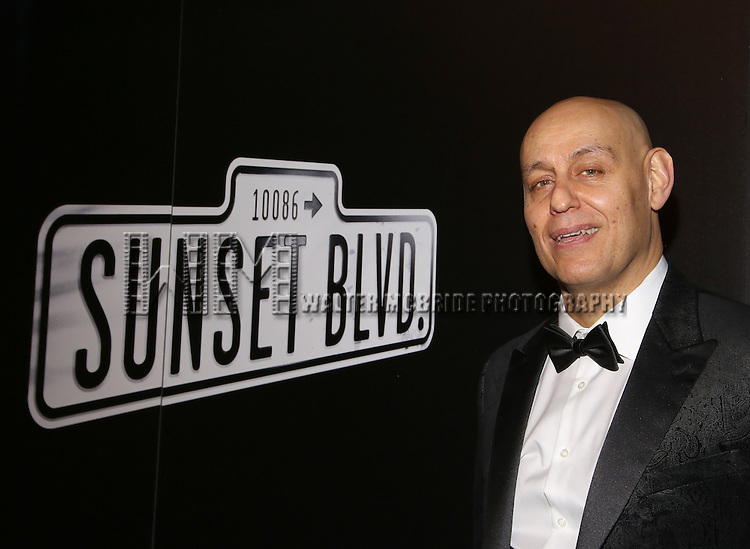 Fred Johanson attends the Opening Night After Party for Andrew Lloyd Webber's 'Sunset Boulevard' at the Cipriani on February 9, 2017 in New York City.