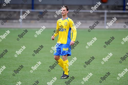 2012-07-19 / Voetbal / seizoen 2012-2013 / SC Merksem / Barry Budts..Foto: Mpics.be