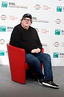 Michael Moore<br /> Roma 20/10/2018. Auditorium parco della Musica. Festa del Cinema di Roma 2018.<br /> Rome October 20th 2018. Rome Film Fest 2018<br /> Foto Samantha Zucchi Insidefoto