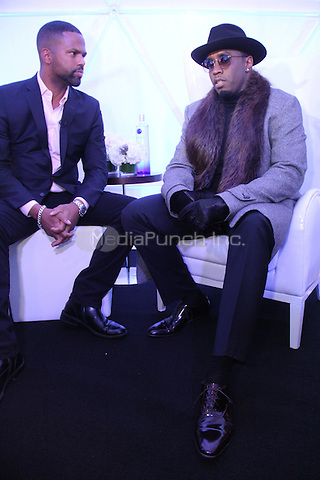NEW YORK, NY - NOVEMBER 19, 2014<br /> Diddy attends the world premiere of &quot;STEP INTO THE CIRCLE&quot; the new brand positioning for CIROC Premium Vodka, November 19, 2014 in New York, NY.<br /> Walik Goshorn/MediaPunch