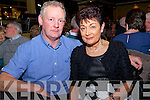 Rose Spillane and Pat Troy enjoyed Dickie Rock concert in the INEC Killarney last Saturday night.