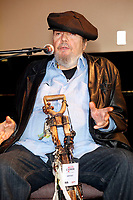 ***FILE PHOTO*** Dr. John Has Passed Away at the age of 77.<br /> Dr. John pictured at his interview during the 12th Annual Non-Comm at World Cafe Live in Philadelphia, Pa on May 17, 2012   <br /> CAP/MPI<br /> ©MPI/Capital Pictures