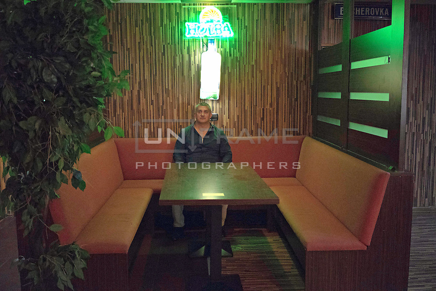 Cinko Billy is a bouncer at a local night club in Kosice. The local Gadji (Non-Roma) attend to listen to Roma music.
