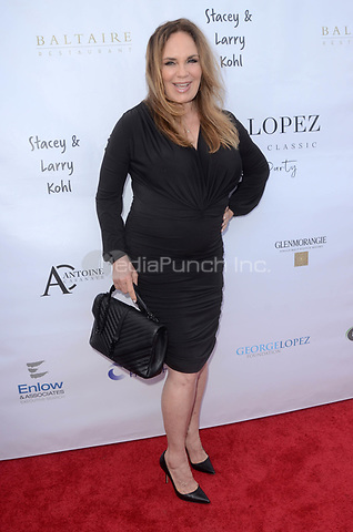 LOS ANGELES, CA - MAY 6: Catherine Bach at the 11th Annual George Lopez Foundation Celebrity Golf Classic Pre-Party, Baltaire Restaurant, Los Angeles, California on May 6, 2018. David Edwards/MediaPunch