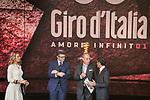 Foto LaPresse -Stefano De Grandis<br /> 29/11/2017  Milano ( italy )<br /> <br /> presentazione giro d'Italia<br /> workshop<br /> <br /> nella foto:  Paolo Bellino, con Mario Monti<br /> <br /> <br /> <br /> Foto LaPresse -Stefano De Grandis<br /> 29/11/2017  Milano ( italy )<br /> <br /> Giro D'Italia 2018 presentation<br /> <br /> in the pic: Paolo Bellino, con Mario Monti