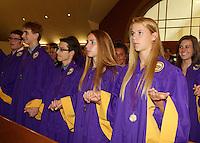 Baccalaureate Mass 5-28-15