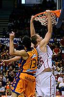 Temporada 2014 - 15 Liga ACB<br /> <br /> Presentaci&oacute;n Valencia Basket<br /> <br /> Amistoso Valencia Basket Club vs Cai Zaragoza<br /> <br /> Vladimir Lucic vs Henk Norel
