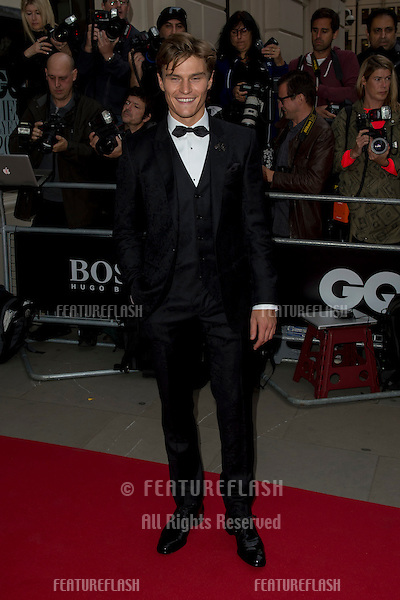 Oliver Cheshire at the 2015 GQ Men of the Year Awards at the Royal Opera House, Covent Garden, London.<br /> September 8, 2015  London, UK<br /> Picture: Dave Norton / Featureflash