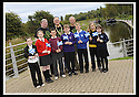 19/09/2008  Copyright Pic: James Stewart.File Name : 02_mod_march.MOD 2008 :: FORT WILLIAM TO FALKIRK WALK.Rear Left to Right : COUNCILLOR ANGUS MACDONALD, PROVOST PAT REID, FUNDRAISING ORGANISER ALAN RANKIN..Front Left to Right : CLHOE BLACKHALL (EASTER CARMUIRS). SOPHIE FARRELL (ST FRANCIS), CRAIG HULME (COMLEY PARK), ANDREW GREENWAY (LANGLEES), REAGAN MILNE (BANTASKIN), REBECCA THOMSON (CARMUIRS), AMBER MCCALLUM (EASTER CARMUIRS)..James Stewart Photo Agency 19 Carronlea Drive, Falkirk. FK2 8DN      Vat Reg No. 607 6932 25.James Stewart Photo Agency 19 Carronlea Drive, Falkirk. FK2 8DN      Vat Reg No. 607 6932 25.Studio      : +44 (0)1324 611191 .Mobile      : +44 (0)7721 416997.E-mail  :  jim@jspa.co.uk.If you require further information then contact Jim Stewart on any of the numbers above........