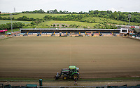 Wycombe Wanderers Pitch Resurface - June 2016