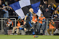 San Jose Earthquakes vs. Houston Dynamo, April 14, 2018