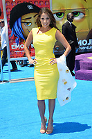 Bonnie-Jill Laflin at the world premiere for &quot;The Emoji Movie&quot; at the Regency Village Theatre, Westwood. Los Angeles, USA 23 July  2017<br /> Picture: Paul Smith/Featureflash/SilverHub 0208 004 5359 sales@silverhubmedia.com
