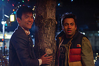 A Very Harold &amp; Kumar Christmas (2011)<br /> Kal Penn &amp; John Cho<br /> *Filmstill - Editorial Use Only*<br /> CAP/KFS<br /> Image supplied by Capital Pictures